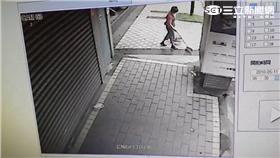 黃姓清潔婦侵占強盜案贓款遭送辦(翻攝畫面)