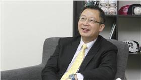 吳志揚會長受訪暢談職棒發展(圖/中職提供)