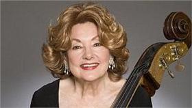 大提琴、樂手、亞特蘭大交響樂團、演奏廳、珍.利特 (圖/翻攝自每日郵報)