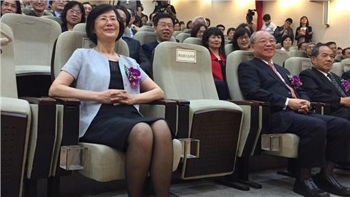 法務部長羅瑩雪、卸任(圖/記者潘千詩攝)