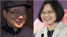 蔡正元,蔡英文-翻攝自資料照、蔡英文臉書