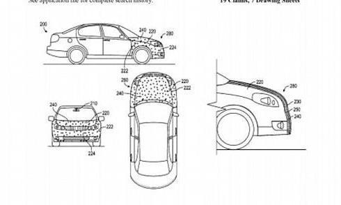 Google最新專利 翻攝自USPTO