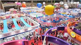 2016台北國際觀光博覽會。(圖/記者簡佑庭攝影)