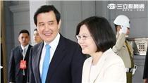 520 蔡英文 馬英九 圖/台北市攝影記者聯誼會提供