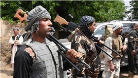 塔利班,伊斯蘭,恐怖組織-達志影像