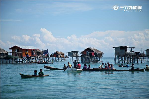 馬來西亞仙本那。(圖/記者簡佑庭攝影)