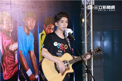 20160523- 周杰倫愛徒派偉俊為國際少年運動會現場演唱主題曲
