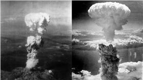廣島、長崎原子彈 (圖/翻攝自維基百科)