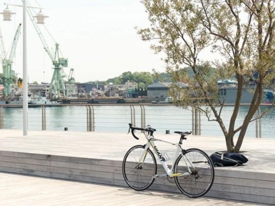 樂天旅遊公佈日本10家自行車友善飯店。(圖/樂天旅遊提供)