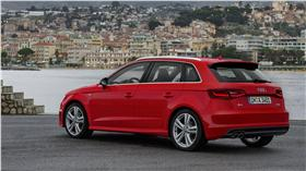 Audi A3 Sedan Sportback S line 奧迪 特仕車