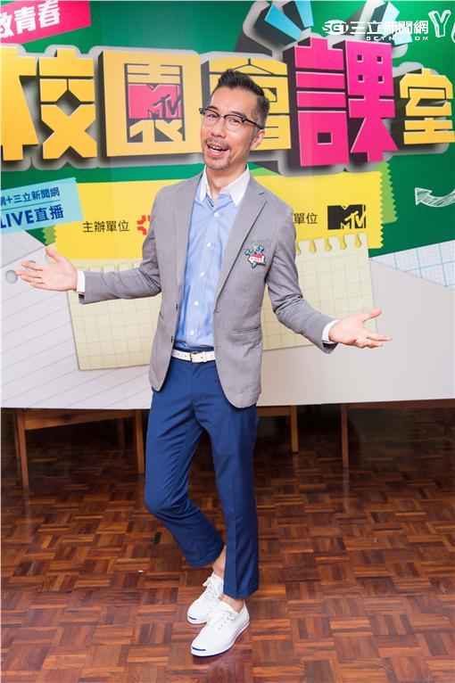MTV《校園會課室》張兆志