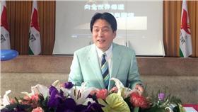 統一企業董事長羅智先 中央社記者韓婷婷攝 104年6月26日