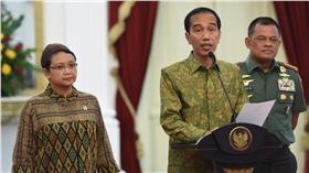 印尼,總統,Joko Widodo,命令 圖/路透社/達志影像