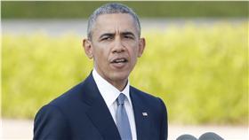 美國總統歐巴馬(圖/中央社)