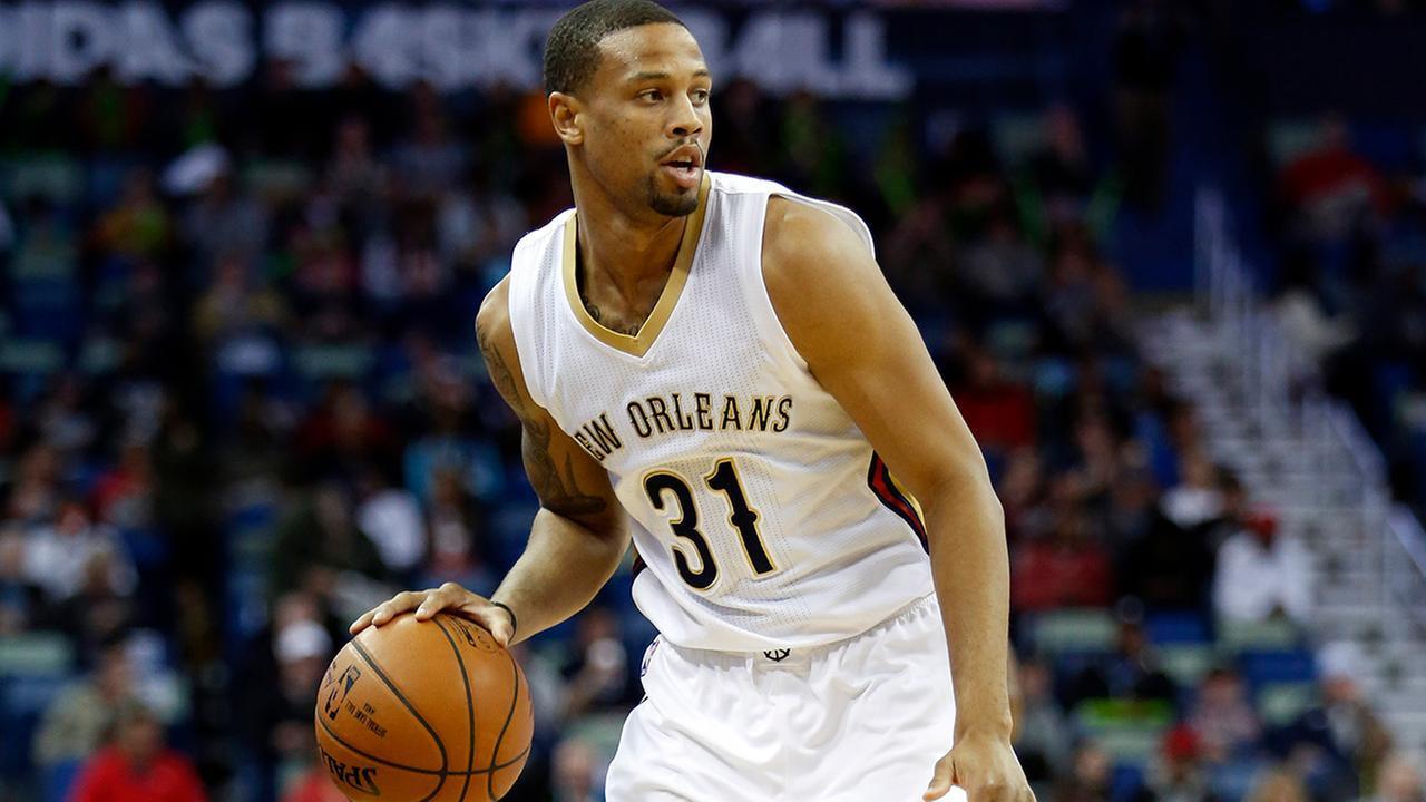 美國NBA職籃球星德賈恩瓊斯(Bryce Dejean-Jones)(圖/翻攝自Twitter)