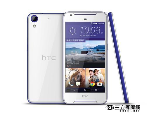 ▲全覆面玻璃設計!HTC入門旗艦DESIRE 628開賣(圖/HTC)