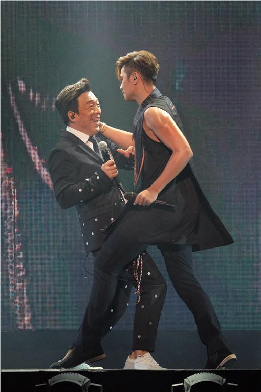 羅志祥北京開唱、黃渤助陣/環球提供