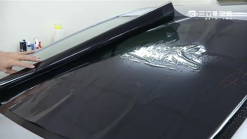 """車內防曬得做足 """"側窗""""難抗毒辣紫外線"""