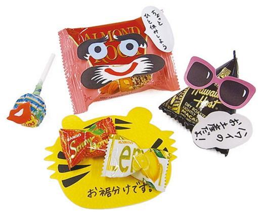 便條紙,寫字,辦公室,小物,療癒,特別,可愛,文具,memo,日本,Funny Face,繪本,便利貼,Hightide,High,Tide-翻攝自Hightide網站 http://www.hightide-online.jp/fs/hightide/item-cn141
