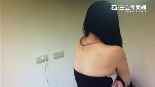警方破獲以朱女為首的半套應召站(翻攝畫面)-應召-嫖妓-賣淫-