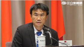 農委會副主委陳吉仲。記者盧素梅攝