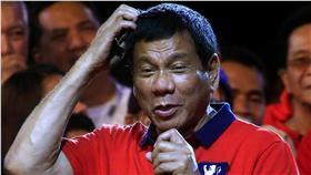 菲律賓總統杜特蒂Rodrigo Roa Duterte(圖/路透社/達志影像)