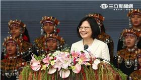 總統府,520,就職,蔡英文,總統 圖/台北市攝影記者聯誼會提供