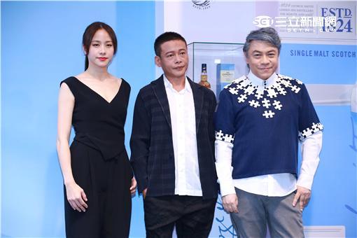 20160603- 林嘉欣 李康生 蔡康永 格蘭利威媒體導覽