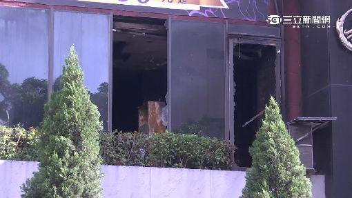 投資高檔餐廳毀大火 顏清標次子沮喪