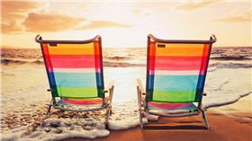 夏日,夏天,7月,旅遊,出遊,國際,旅遊聖地,機票,旅行,SUMMER ▲(情境示意圖/Shutterstock)