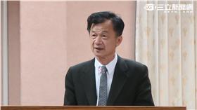 法務部長邱太三。記者盧素梅攝