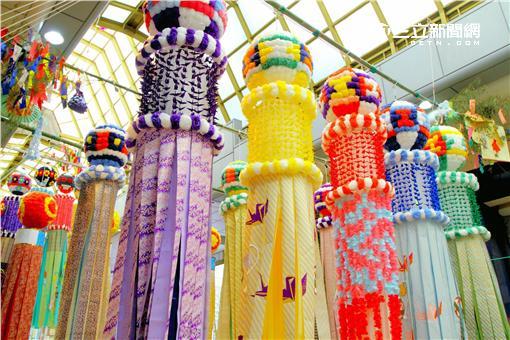日本八大七夕祭典。(圖/樂天旅遊提供)