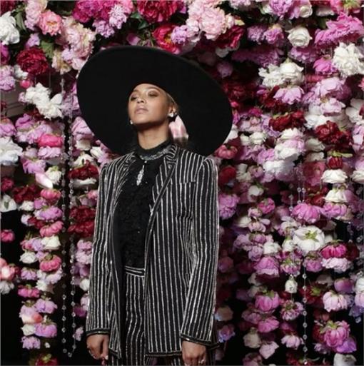 CFDA Fashion Awards 圖/Beyonce Instagram