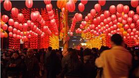 燈籠,元宵節,提燈,(示意圖/Shutterstock/達志影像)