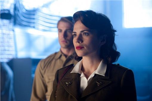 美國隊長,captain america,海莉艾特沃,HAYLEY ATWELL 圖/翻攝自IMDb