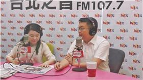 立法院副院長蔡其昌於周玉蔻節目(圖/翻攝自《蔻蔻早餐》臉書)