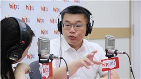 蔡其昌 圖/Hit Fm提供