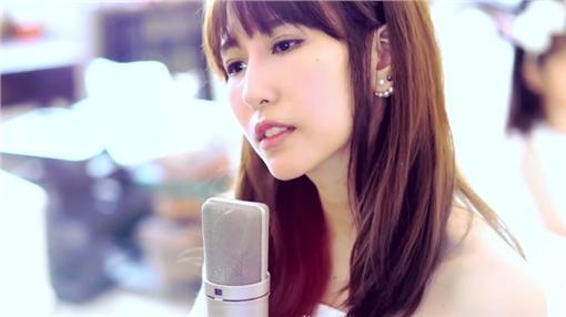 潘嘉麗翻唱偶像劇主題曲/臉書、YouTube