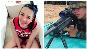女狙擊手簡佩華_中華民國陸軍司令部