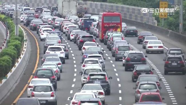 國慶連假第2天!「6地雷路段」曝光 北返車流恐提前塞爆