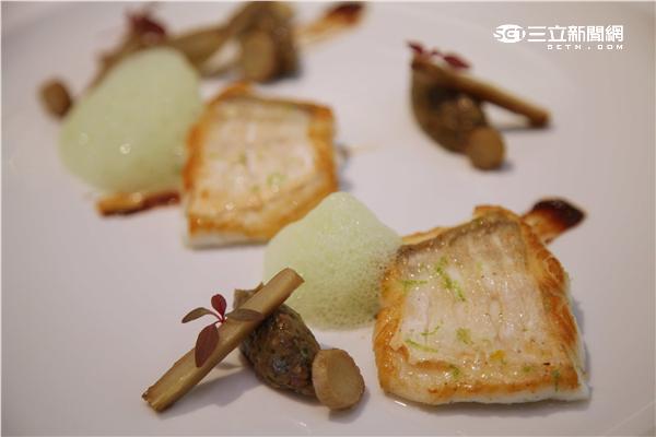 態芮Tairrior法式餐廳。(圖/記者簡佑庭攝影)