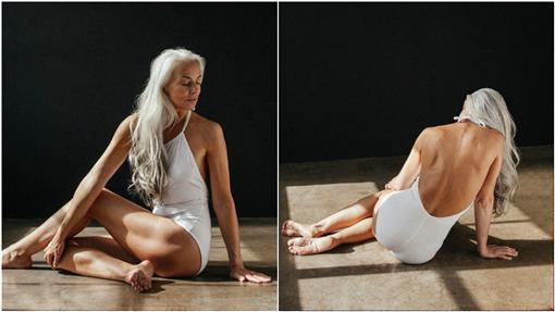 阿嬤模特兒、Yasmina Rossi/臉書