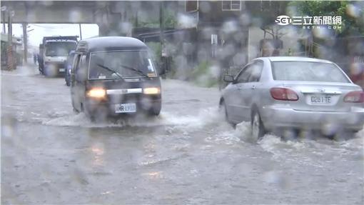 大雨、強雨、豪雨、下雨、淹水