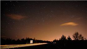 星光,光害,夜空/(圖/路透社/達志影像)