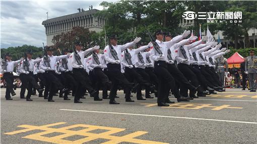 612凱道閱兵 記者盧冠妃攝影