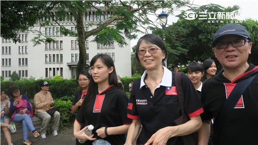 前總統馬英九夫人周美青。