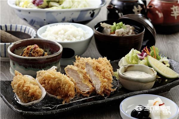 創意玩味日式豬排新味覺 有生熟度的「炙燒炸牛排」吃過沒