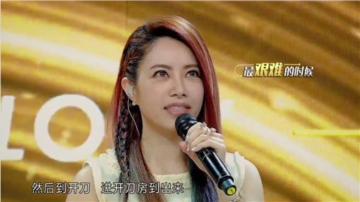 徐懷鈺 圖/翻攝自徐懷鈺臉書影片