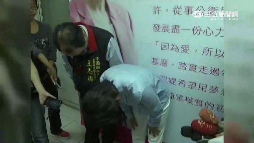 """邱淑媞遭拔官 嗆段宜康""""手伸文官制度"""""""