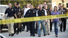 奧蘭多,佛州,美國,佛羅里達州,夜店,槍擊,炸彈,挾持,人質,Pulse,孤狼,兇嫌,恐攻(圖/美聯社/達志影像)